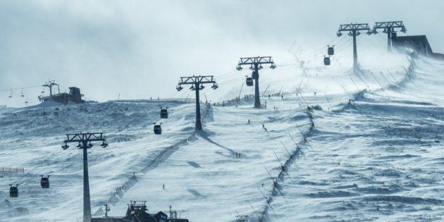 Где кататься на лыжах: Низкие Татры, Словакия