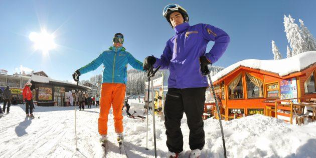 Где кататься на лыжах: Родопы, Болгария