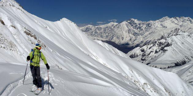 Где покататься на лыжах: Кавказ, Грузия