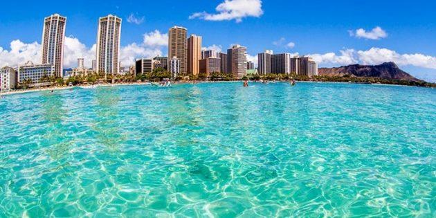 Где отдохнуть в декабре: Оаху, Гавайи, США