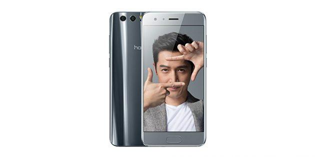Китайские смартфоны. Huawei Honor 9