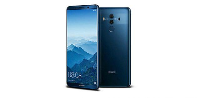 Китайские смартфоны. Huawei Mate 10 Pro