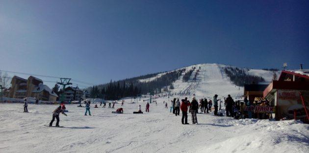 Где покататься на лыжах: Сибирь, Россия