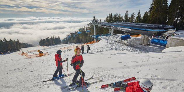 Где кататься на лыжах: Крконоше, Чехия