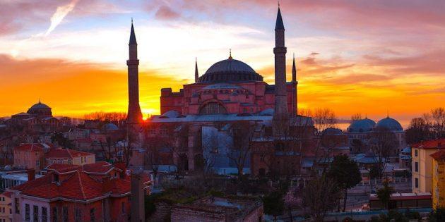 Где встретить Новый год: Стамбул, Турция