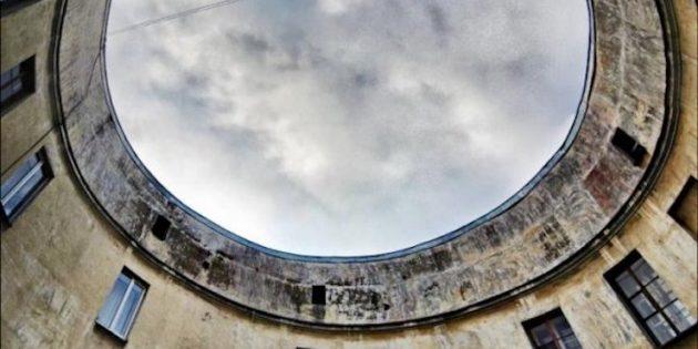 Дворы Санкт-Петербурга: Дом-кольцо
