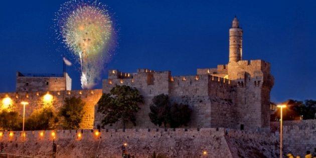 Отдых в декабре: Иерусалим, Израиль