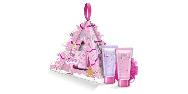 наборы косметики: набор для маленьких принцесс