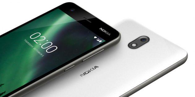 Nokia 2 бюдгаджет