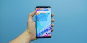 OnePlus представила флагман 5T