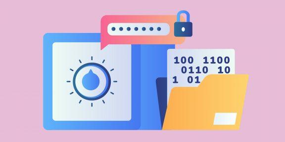 Как поставить пароль на папку в Windows или macOS