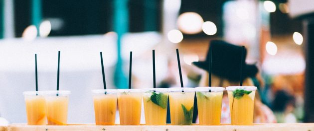 безалкогольные коктейли: Сент-Клемент