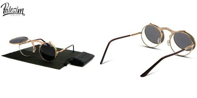 Стимпанк-очки
