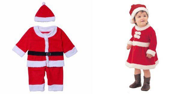Новогодний костюм для детей