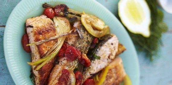 Средиземноморская диета: День 1