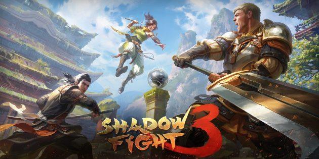 Shadow Fight 3 — один из лучших файтингов для смартфонов