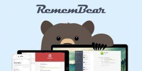 RememBear: Password Manager — все пароли под медвежьей защитой