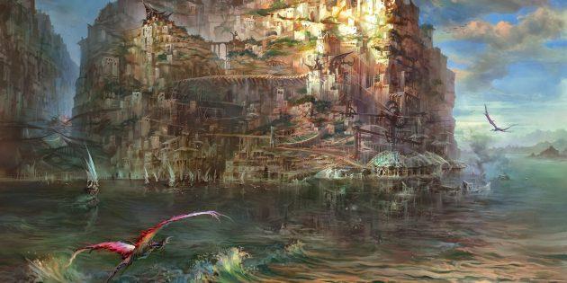 Лучшие игры со скидками: Torment: Tides of Numenera