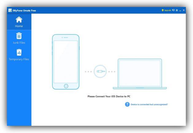 Как очистить кеш в iOS: iMyFone