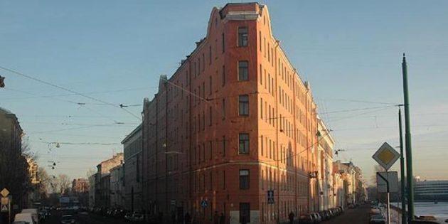 Необычные места Санкт-Петербурга
