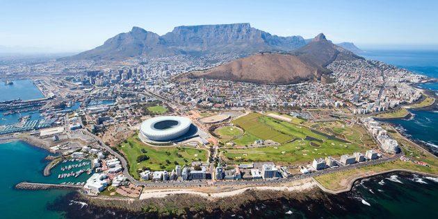 Куда поехать в декабре: Кейптаун, ЮАР