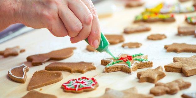 10 лучших рецептов новогоднего печенья