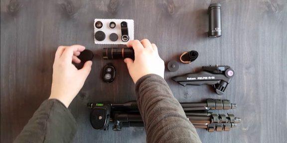 10 советов, как сделать идеальный снимок в стиле Flat Lay с помощью смартфона