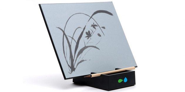 «Акваборд» — планшет для рисования водой