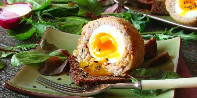 12 нестандартных закусок на праздничный стол