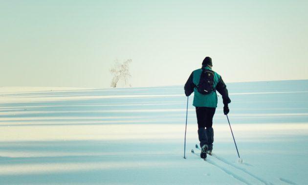 lonely ski