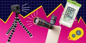 20 полезных товаров с AliExpress для любителей мобильной фотографии