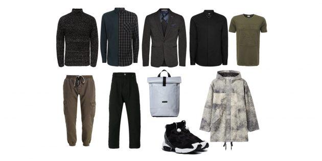 капсульный гардероб: одежда для командировки
