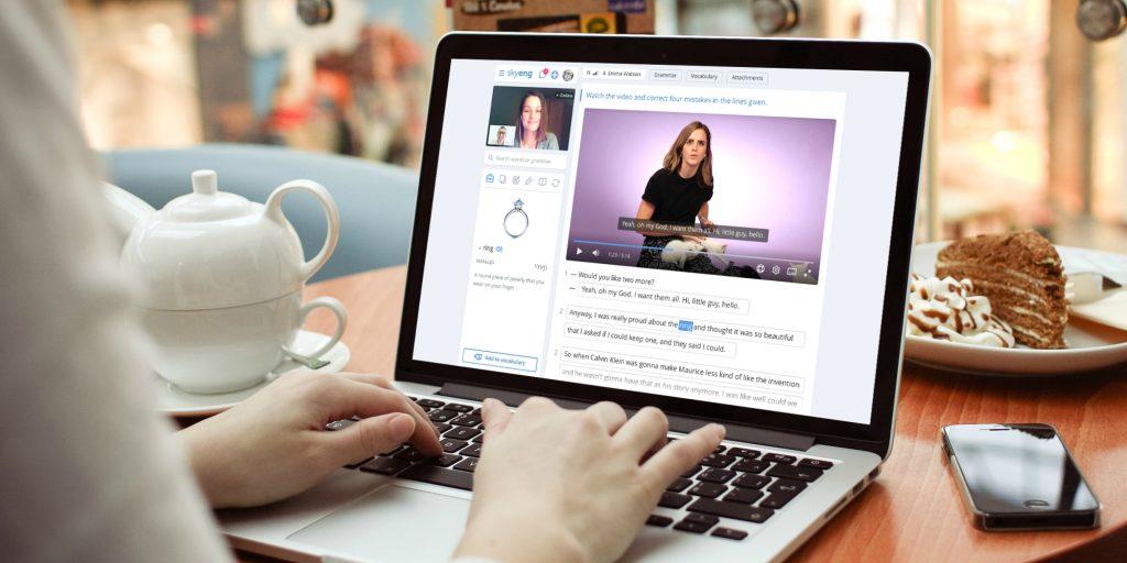выучить английский: учёба онлайн