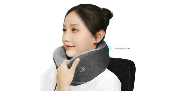 Массажная подушка Xiaomi