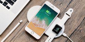 Штука дня: Funxim — аналог беспроводной зарядки AirPower от Apple за 29 долларов