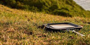 Штука дня: Morphcooker — умная печь-трансформер для туристов