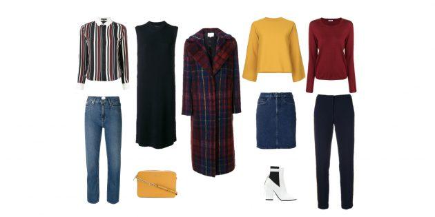капсульный гардероб: женская версия