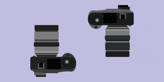 7 причин купить цифровой фотоаппарат