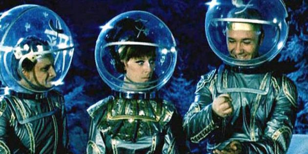 Лучшие новогодние фильмы: Эта весёлая планета