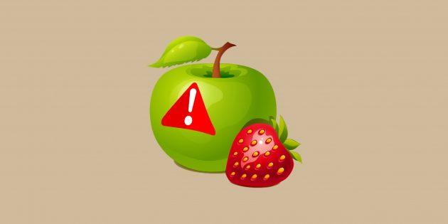 8 самых опасных, но разрешённых пищевых добавок