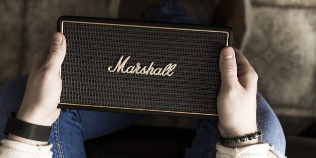 Marshall Stockwell: дизайн