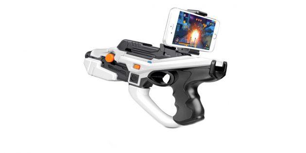 Интерактивный пистолет AR 4D Magic Gun