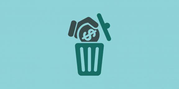 9 частых ошибок, из-за которых вы теряете деньги