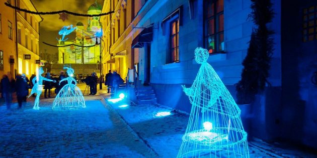Куда поехать в январе: Хельсинки, Финляндия