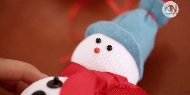 Новогодние игрушки и украшения своими руками