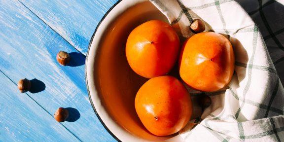Польза и вред хурмы: как получить заряд витаминов, а не проблемы