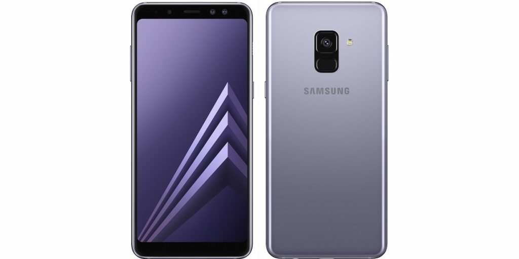 Galaxy A8 и A8+