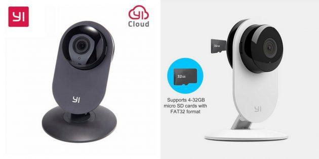 IP-камеры: Xiaomi YI Home