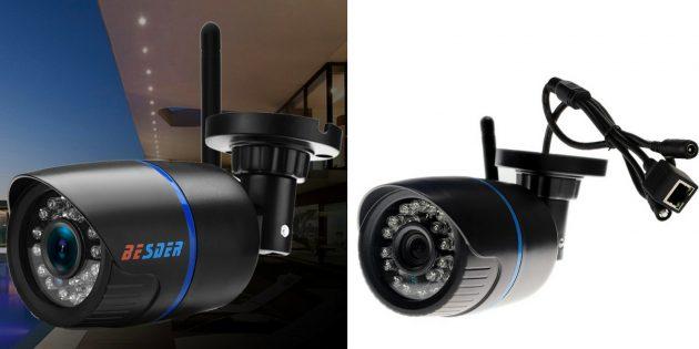 IP-камеры: Besder 6024PB
