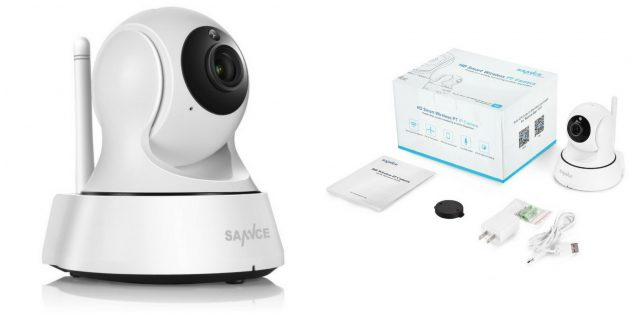 IP-камеры: Sannce I21AG
